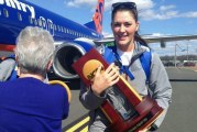 U-Conn Artists, Huskies women's basketball win program's ninth title