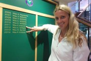 Petra Kvitova wins 2nd women's final at Wimbledon over Eugenie Bouchard