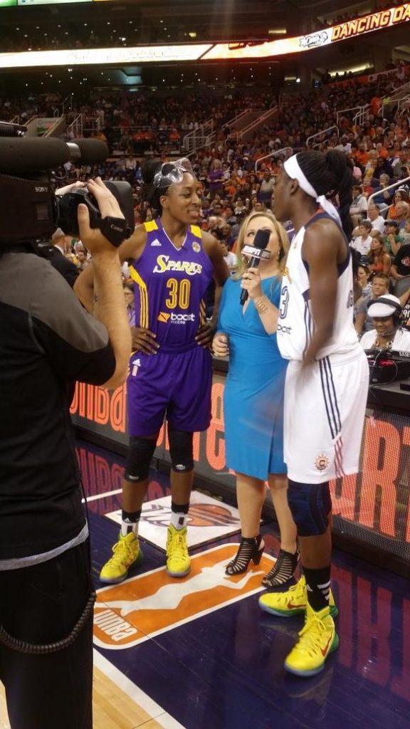 WNBA Sisters