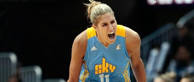 Elena Delle Donne carries Chicago Sky to first franchise playoff series win