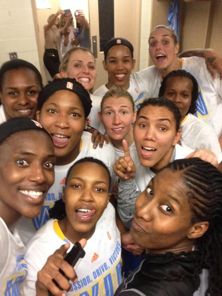Chicago Sky will make first WNBA Finals appearance