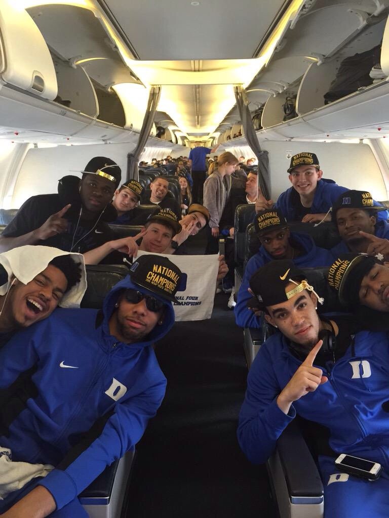 Oh no Bo! Blue Devils win 5th National title over Badgers