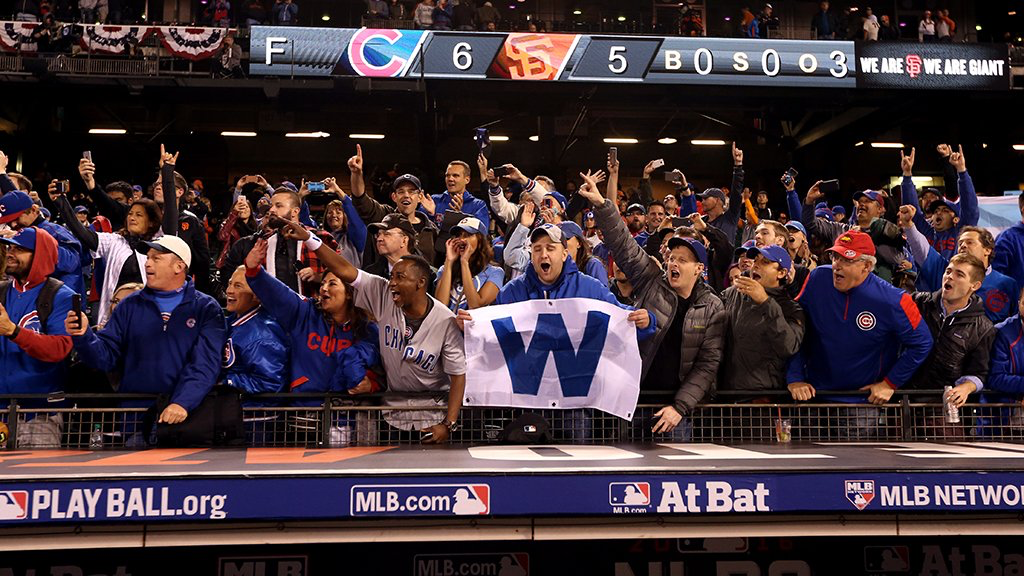 Cubbies swing into their second straight NLCS