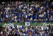The Chicago Cubbies travel to San Fransisco up 2-0 in NLDS