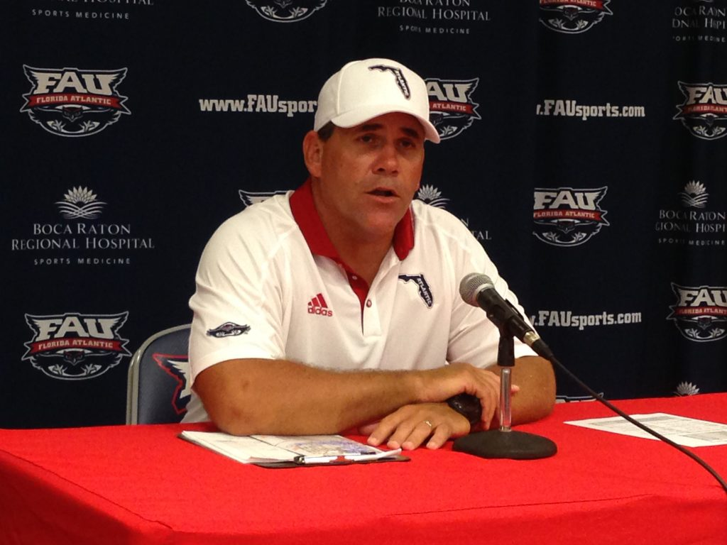 Florida Atlantic Owls have lost five in a row, seeking 1st conference win