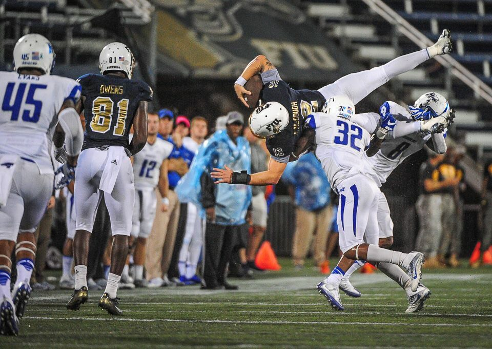 FIU falls in a close one to Middle Tennessee