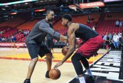 In the Heat of the moment, time is running out for Hassan Whiteside and Miami