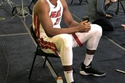 In the Heat of the moment, I don't think Pat Riley took Whiteside's rant very well