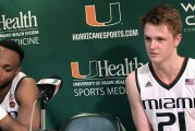 The Perfect Storm, Hurricanes men's basketball is 5-0, here comes some competition