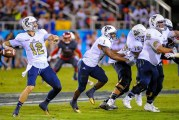 The FIU Panthers are taking their talents to the Bad Boy Mowers Gasparilla Bowl, the Temple Owls are waiting
