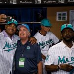 Gone fishing, Miami Marlins fall to the San Diego Padres in game two of their anniversary weekend