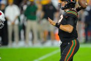 The Perfect Storm, Mark Richt has spoken, Malik Rosier is the starting quarteback, for now