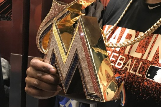 Gone fishing, MLB needed a monumental chain, the Miami Marlins own it