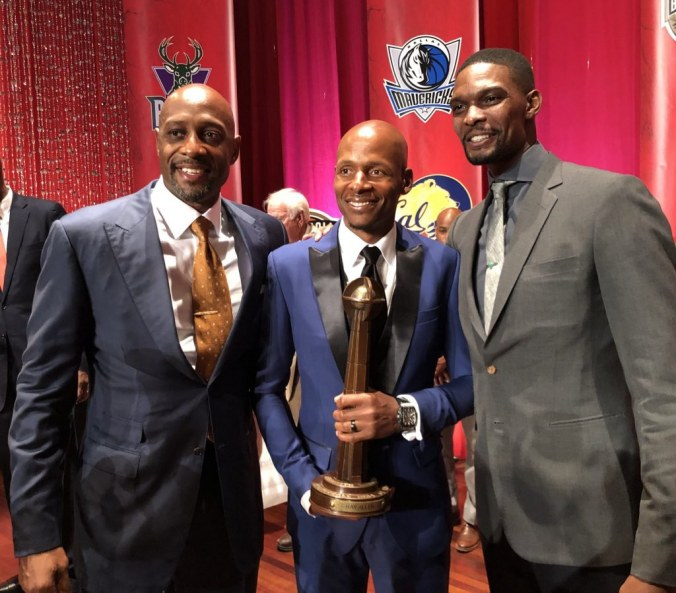 The 2018 Naismith Memorial Basketball Hall of Fame ceremony were all tens for the speeches