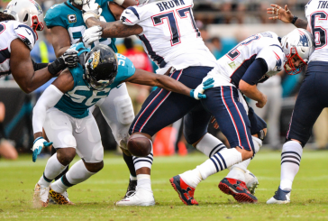 Jacksonville Jaguars prove Blake Bortles can close out the New England Patriots