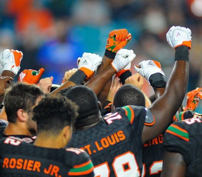 The Perfect Storm, N'Kosi Perry makes first career start for Miami Hurricanes