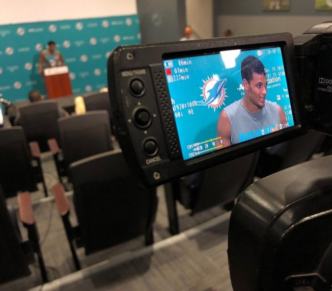 The Dolphins make me cry, Miami has lost two and cleaning up mistakes is only part of the problems