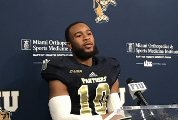 FIU Panthers wins homecoming game over Middle Tennessee in come back fashion