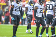 Jacksonville Jaguars have lost six in a row, Jalen Ramsey is emotional