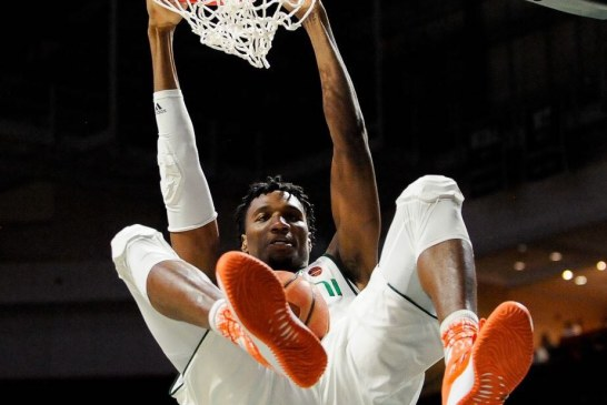 The Perfect Storm, Miami Hurricanes are back streaking with win over the FAU Owls