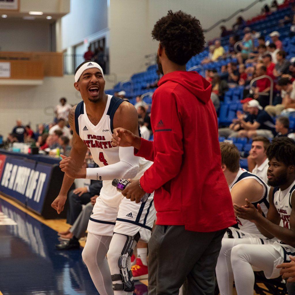 FAU men's basketball win over Louisina Tech, the best start since the 2012-13 season
