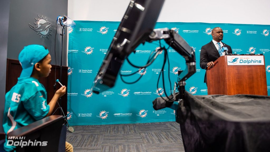 The Dolphins make me cry, Miami made the right choice for a coach, it will take time for success