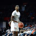 The Perfect Storm, Hurricanes basketball end five game​ losing streak with wi​n over Fighting Irish