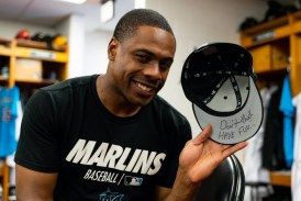 Gone Fishing, Marlins start second half of the season with a win