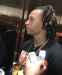"Gone fishing, Jose Urena named Opening Day starter in ""new colores"""