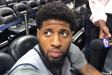 In the Heat of the moment, Paul George led the Oklahoma City Thunder in dominant fashion over the Heat