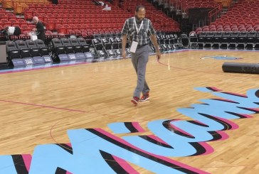 In the Heat of the moment, Vice Nights is back, this time on the court Miami plays