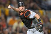 Gone fishing, Marlins All-Star catcher J.T. Realmuto is taking his talents to Philadelphia in a trade