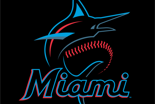 Gone fishing, After 25 years the Marlins have a new logo, again