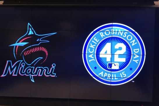 Gone fishing, Marlins host Cubs on Jackie Robinson Day in disappointing loss