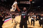 In the Heat of the moment, Dwyane Wade passes Michael Jordan, sets NBA record for blocks by guard in win
