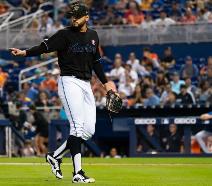 Gone fishing, Miami get second series win of the season, Mets losers of four straight