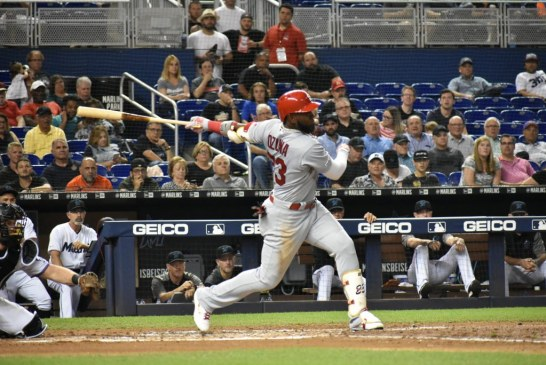 Gone Fishing, Miami Marlins lose their sixth straight courtesy of the Cardinals