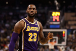 LeBron James on the team, Lakers miss playoffs again
