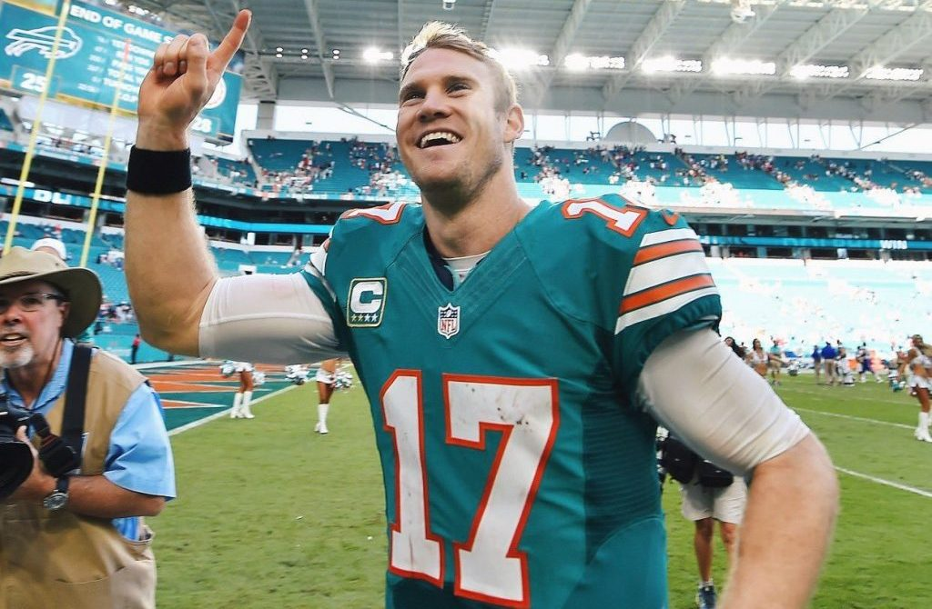 The Dolphins make me cry, Ryan Tannehill and Miami say goodbye