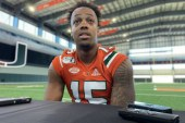 The Perfect Storm, Miami Hurricanes name Jarren Williams starting QB to kickoff Manny Diaz era