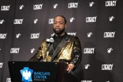 In the Heat of the moment, Wade ends final game of career with a triple double