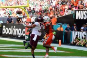 The Perfect Storm, Hurricanes put themselves in a storm, Hokies take advantage