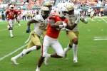 """The Perfect Storm, Hurricanes lose and Manny Diaz states """"this is a rebuild"""""""