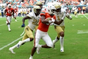 The Perfect Storm, Hurricanes lose and Manny Diaz states