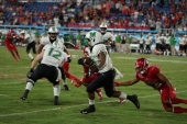 Marshall Thundering Herd end the FAU Owls win streak