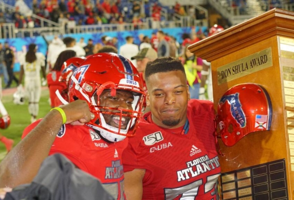 FAU Owls defeated the FIU Panthers in annual Shula Bowl