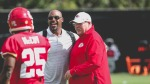 It is Andy Reid's Super Bowl to win